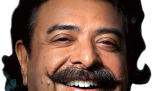 Shad Khan's Head (Owner of the Jacksonville Jaguars)