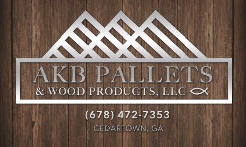 AKB Pallets Logo