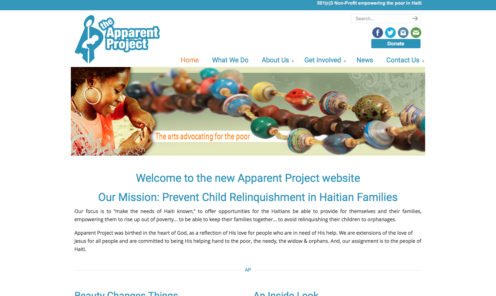 Ministry Website